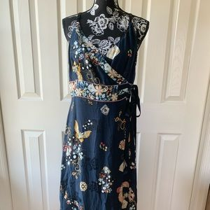Odd Molly Wrap Dress